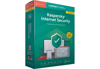 Kaspersky Internet Security Upgrade 1 Gerät 1 Jahr (Code in a Box)