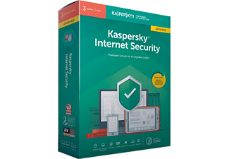 Kaspersky Internet Security Upgrade 3 Geräte 1 Jahr (Code in a Box)