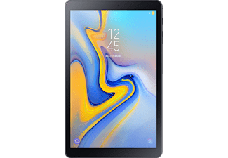 SAMSUNG Galaxy Tab A, Tablet, 32 GB, 3 GB RAM, LTE, 10.5 Zoll, Android 8.1 (Samsung Experience 9.5), Schwarz
