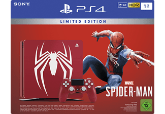 SONY PlayStation 4 1TB Marvel's Spider-Man