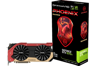 GAINWARD GeForce® GTX 1070Ti Phoenix 8GB (3972)( NVIDIA, Grafikkarte)