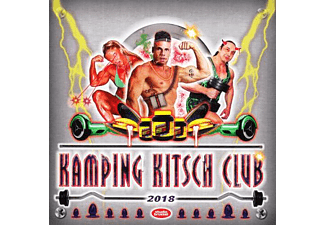 Kamping Kitsch Club 2018 CD