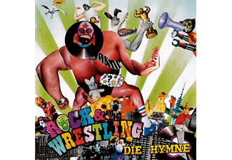"Nik Neandertal, Boy Division, The Cheating Hearts - Rock & Wrestling-Die Hymne (Split 7"") - (Vinyl)"
