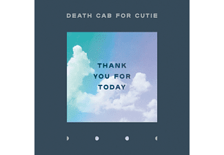 Death Cab For Cutie - Thank You for Today - (Vinyl)