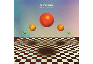 The Vryll Society - Course Of The Satellite - (CD)