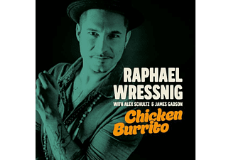 Raphael Wressnig - Chicken Burrito - (CD)