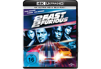 2 Fast 2 Furious - (4K Ultra HD Blu-ray + Blu-ray)
