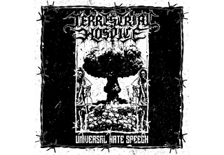 Terrestrial Hospice - Universal Hate Speech - (CD)