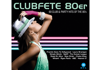 VARIOUS - Clubfete 80er:60 Club & Party Hits Of The 80's - (CD)