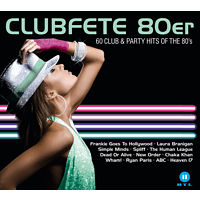 VARIOUS - Clubfete 80er:60 Club & Party Hits Of The 80's [CD]