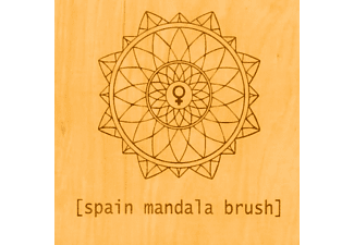 Spain - Mandala Brush - (CD)