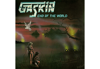 Gaskin - End Of The World (Transparent Blue Vinyl) - (Vinyl)