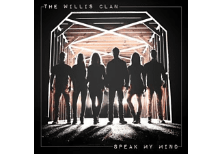 The Willis Clan - Speak My Mind - (CD)