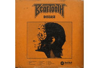 Beartooth - Disease - (CD)