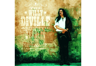 Willy Deville - Acoustic Trio-In Berlin - (LP + Bonus-CD)