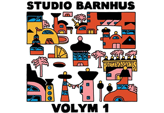 VARIOUS - Studio Barnhus Volym 1 (2CD) - (CD)
