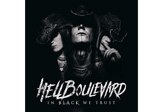 Hell Boulevard - In Black We Trust - (CD)