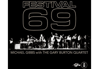 Gibbs Michael - Festival 69  (Remastered 3CD Box Set) - (CD)