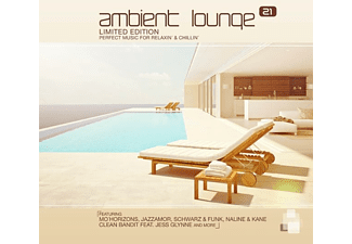 VARIOUS - Ambient Lounge Vol.21 - (CD)
