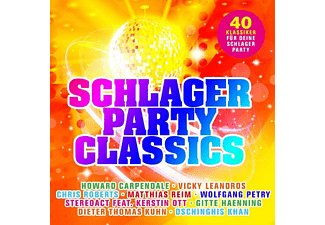 VARIOUS - Schlager Party Classics - (CD)