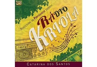 Catarina Dos Santos - Radio Kriola-Reflections On Portuguese Identity - (CD)