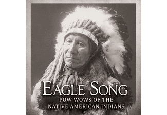 VARIOUS - Eagle Song-Pow Wows Of The Native American India - (CD)