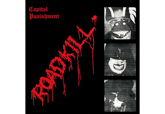Capital Punishment - Roadkill (Limited Colored Edition) - (LP + Download)