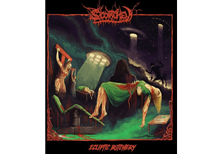 Scorched - Ecliptic Butchery - (CD)