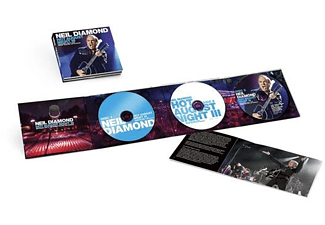 Neil Diamond - Hot August Night III (2CD+DVD) - (CD + DVD Video)