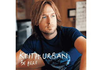 Keith Urban - Be Here  (2LP) - (Vinyl)