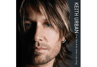 Keith Urban - Love,Pain & The Whole Crazy Thing  (2LP) - (Vinyl)
