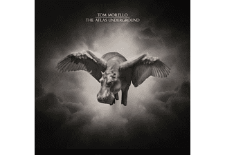 Tom Morello - The Atlas Underground - (CD)