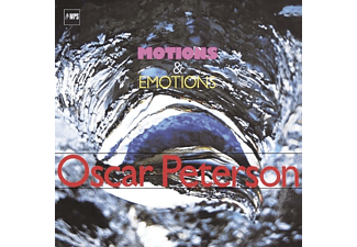 Oscar Peterson - Motions & Emotions - (CD)