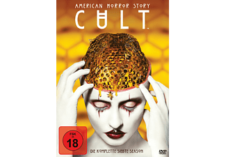 American Horror Story Season 7: Cult - (DVD)