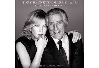 Ton Bennett, Diana Krall - Love Is Here To Stay (Deluxe) - (CD)