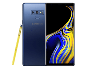 SAMSUNG Galaxy Note 9 Dual SIM 512 GB - Blue