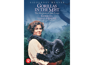 Gorillas in the mist DVD