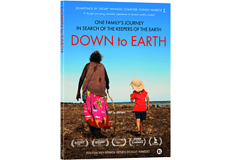 Down to Earth DVD