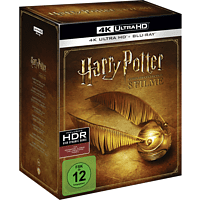 Harry Potter 4K Complete Collection (16-Discs) [4K Ultra HD Blu-ray + Blu-ray]