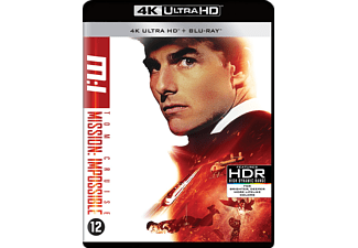 Mission Impossible - 4K Blu-ray