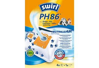 SWIRL Sacs aspirateur NeutralizAir (PH86/4)
