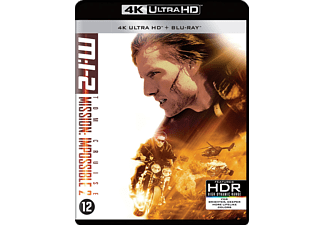 Mission Impossible II - 4K Blu-ray