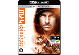 Mission: Impossible IV: Ghost Protocol - 4K Blu-ray