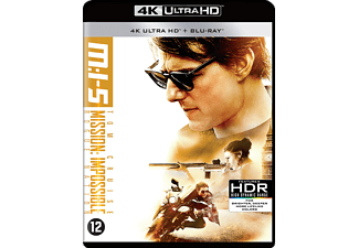 Mission: Impossible V: Rogue Nation - 4K Blu-ray