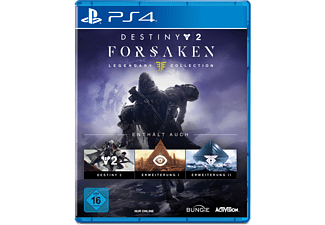 Destiny 2: Forsaken – Legendary Collection - PlayStation 4