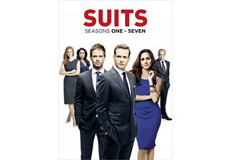Suits: Seizoen 1-7 - DVD