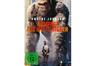 Rampage: Big Meets Bigger [DVD]