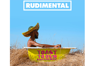Rudimental - Toast to Our Differences - (CD)