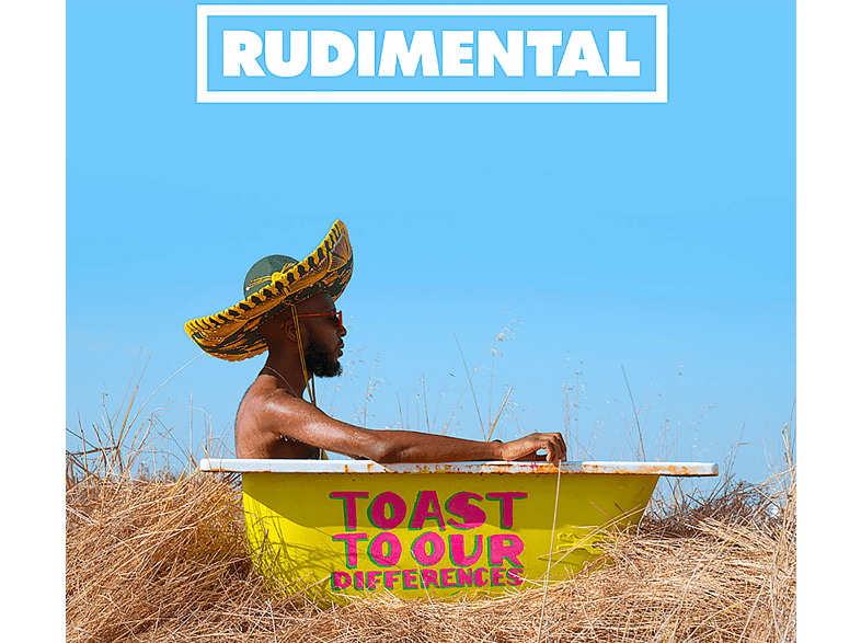 Rudimental - Toast to Our Differences [CD]