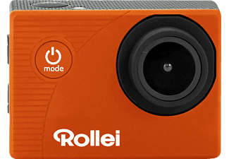 ROLLEI 372 Actioncam, WLAN, Orange